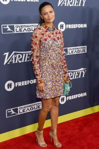 Thandie Newton in Ashish al Variety's Power of Young Hollywood event