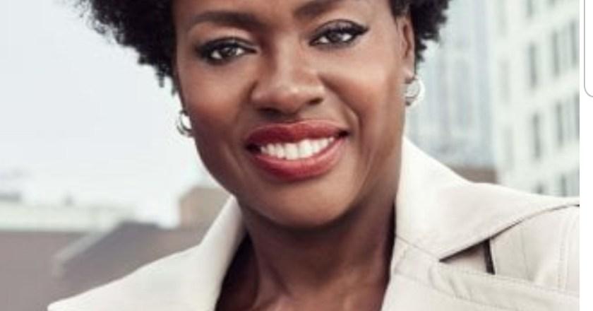 Viola Davis è il nuovo volto L'Oreal Paris