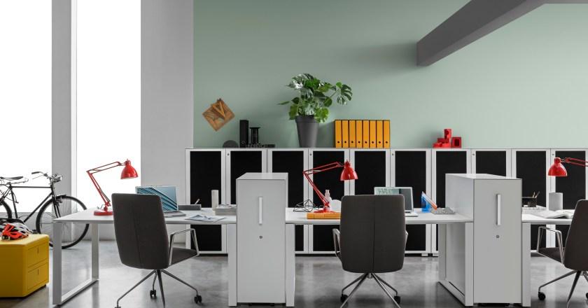 Back to work – DIEFFEBI presenta POSITIVE OFFICE