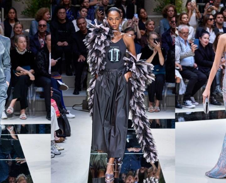 La leggerezza della SS2020 alla Milano Fashion Week