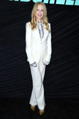 Nicole Kidman in Altuzarra alla special screening of Bombshell.