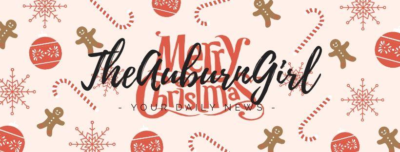 TheAuburnGirl vi augura Buon Natale!
