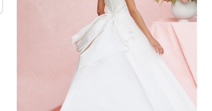 Bridal Couture per il 2020: ecco i modelli più cool