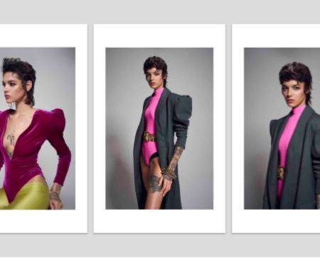 Rocio Munoz Morales è la protagonista della campagna Cotril 2020