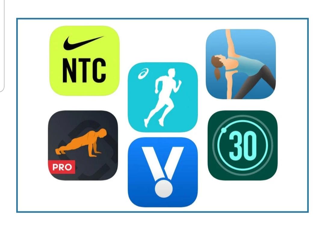 Le migliori app per restare in forma allenandosi da casa