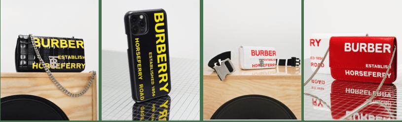 Burberry si gode il successo del The Corner Shop