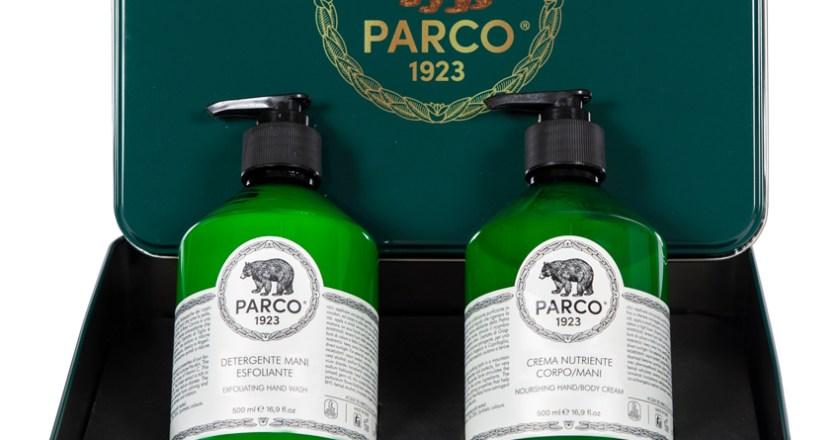 PARCO1923, il profumo che affonda le radici nelle piante