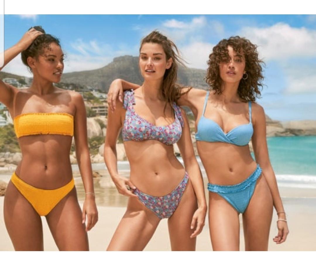 Euscura la buova collezione swimwear di Calzedonia