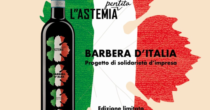 In occasione della Festa della Repubblica, L''Astemia Pentita rende omaggio all'Italiadella repubblica