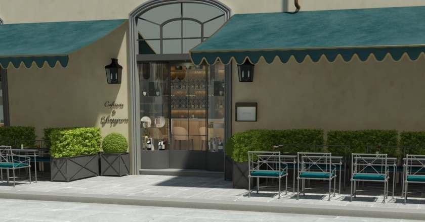 Anteprima progetto – Hotel Il Tornabuoni Firenze di Andrea Auletta