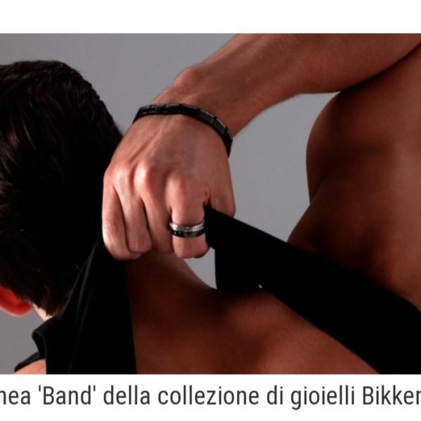 Bikkembergs lancia la nuova linea di Gioielli maschili