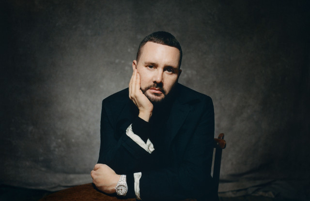Kim Jones debutta da Fendi
