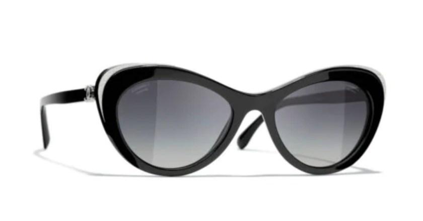 Chanel lancia la sezione eyewear  nell'e-commerce europeo
