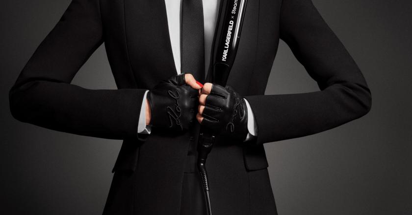 L'Oréal Professionnel svela Steam Pod, la Limited Edition firmata Karl Lagerfeld