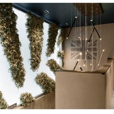 Il salone Tony e Guy di Milano usa una tecnologia green per la sanificazione