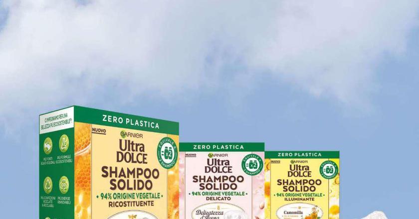 E' la rivoluzione dello shampoo! Parola di Garnier