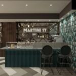 Camera con vista, benvenuti al Martini 17