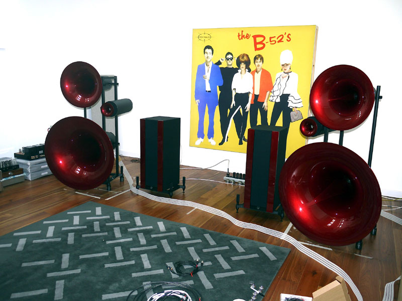 Avantgarde Trio Sub231 Speaker System The Audio Beat