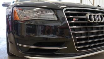 Audi S8 Audio