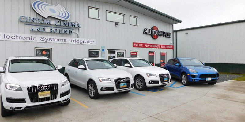 Audio Garage is Your Local European Vehicle Remote Start Expert