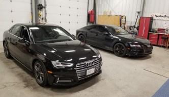 Audi A7 Smart Start
