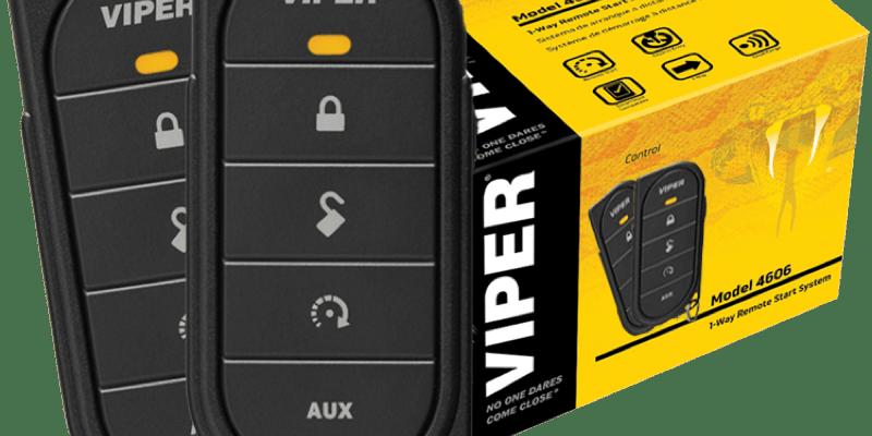 Product Spotlight: Viper One-Way 4606V