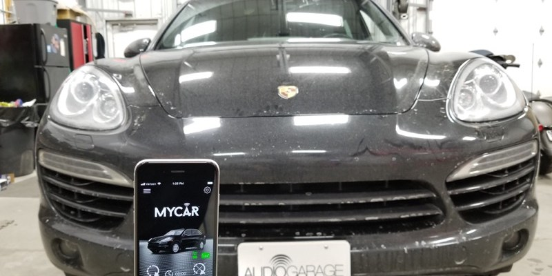 2013 Porsche Cayenne Diesel Gets Unlimited Range Remote Start