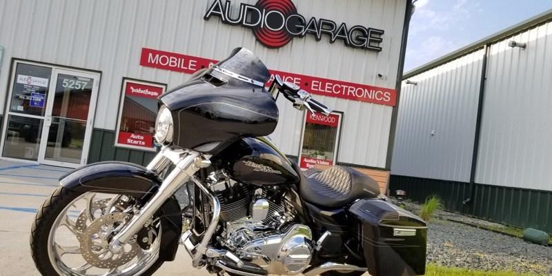 Audio Upgrade and Lighting for Fargo Harley-Davidson Street Glide