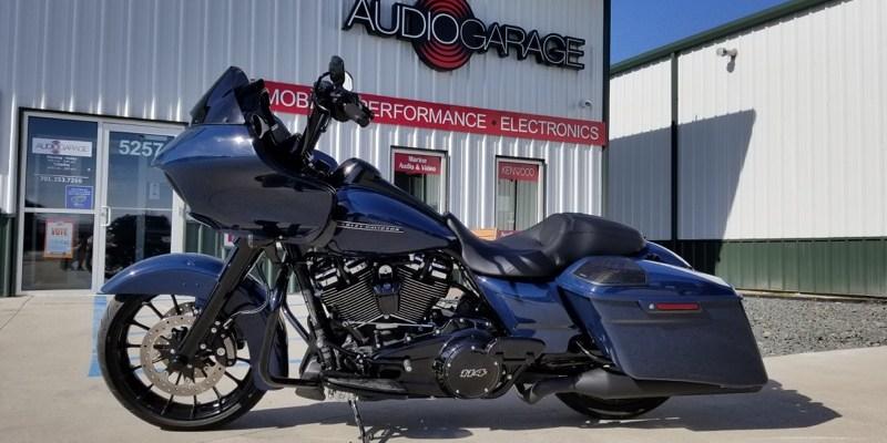 2019 Harley-Davidson Road Glide Gets Audio Upgrade