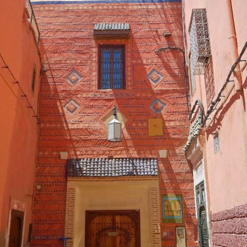 Riad Noga Door