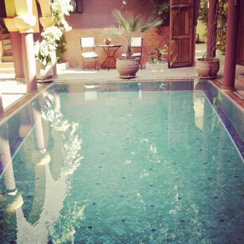 Riad Noga Swimming Pool Marrakesh