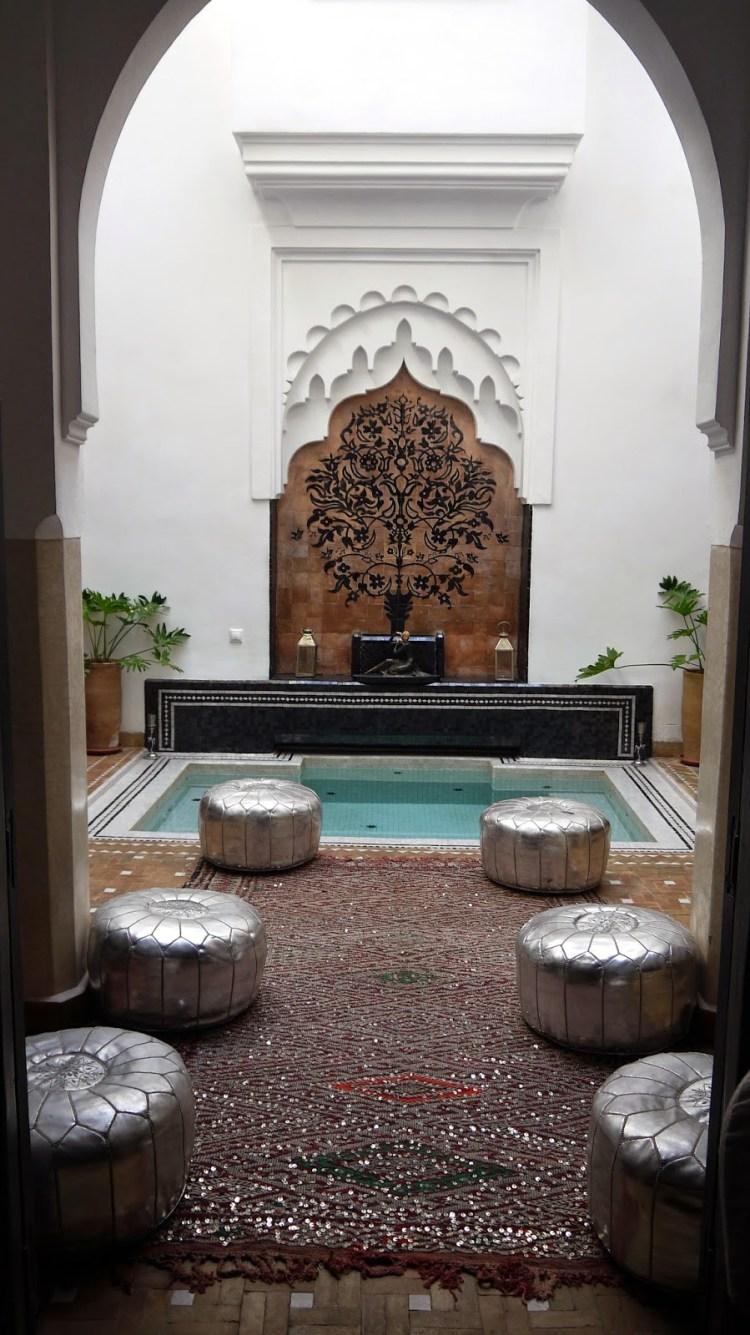 Riad Star Pool Marrakech