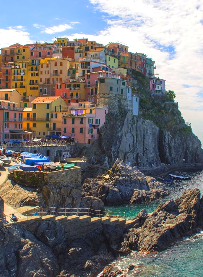 An Incredible Day Hiking the Five Villages of the Cinque Terre