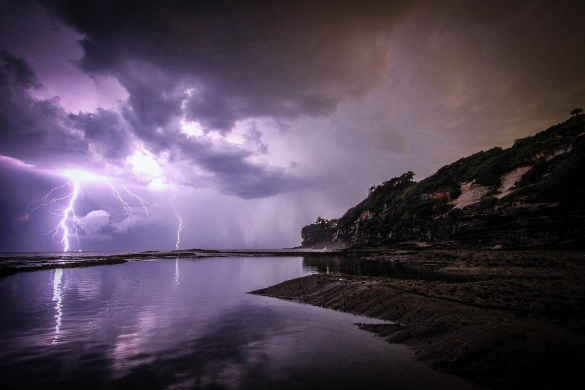 Sydney Coastal Thunderstorm