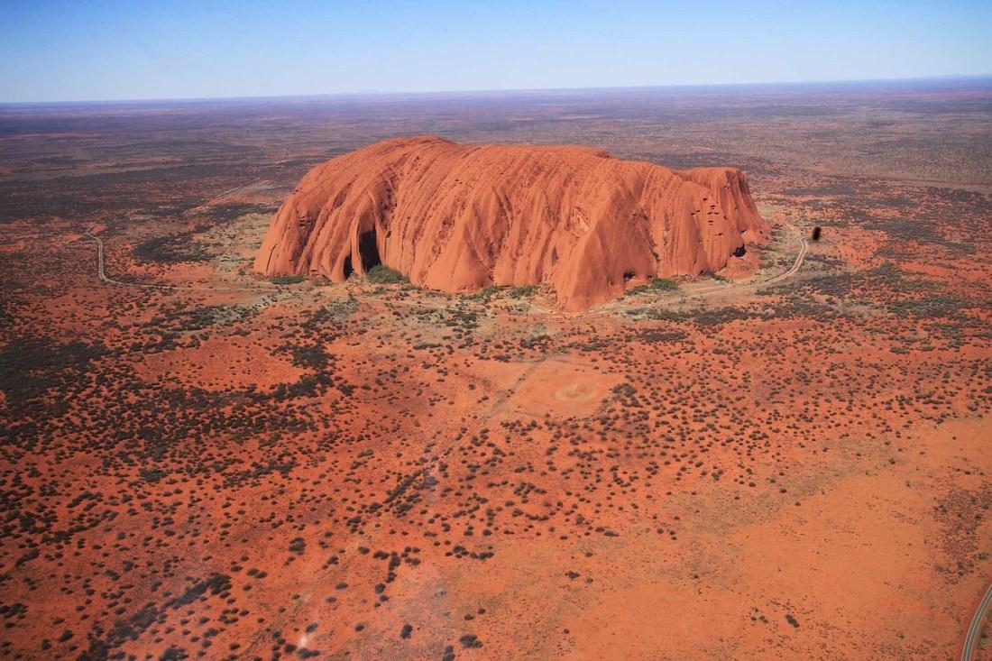 Uluru Outback Australia