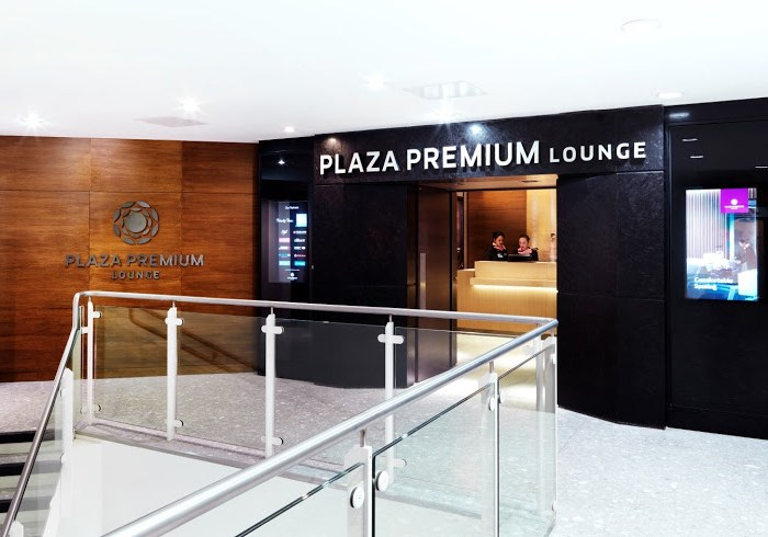 Pre-Flight Luxury and Relaxation at Plaza Premium Lounge, Heathrow.