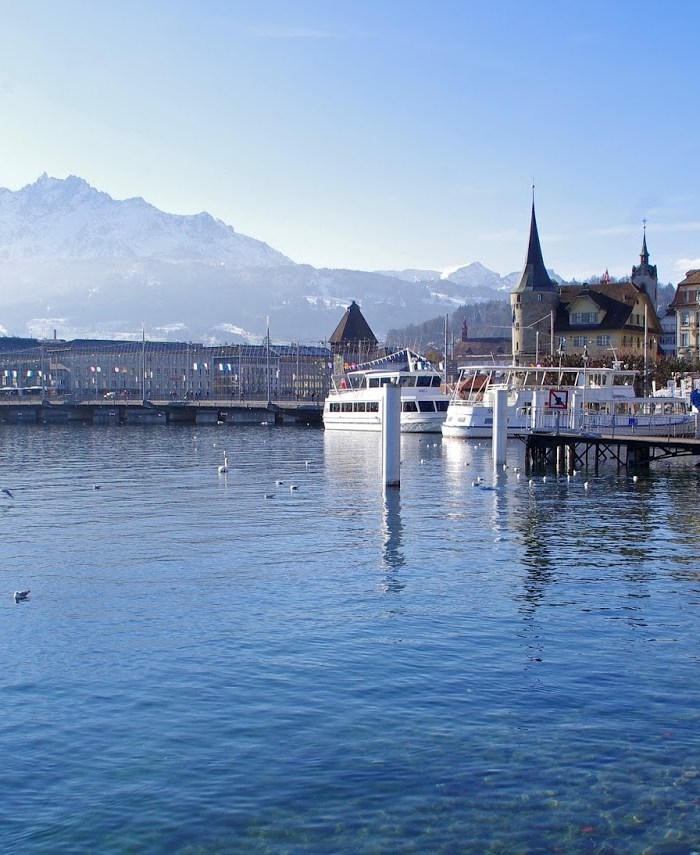 A Weekend Getaway in Charming, Lakeside Lucerne