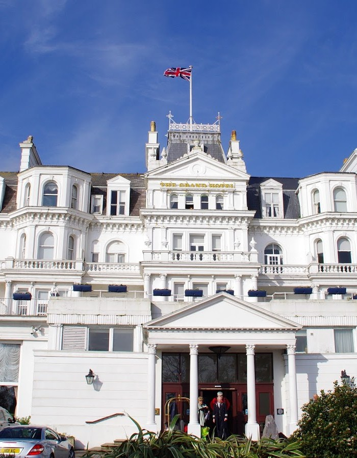 A Romantic Weekend at the 5-Star Grand Hotel Eastbourne