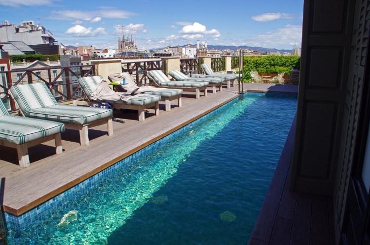 Cotton House Hotel Barcelona Pool