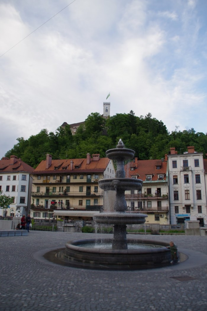 Falling in love with Europe's Most Liveable City, Ljubljana
