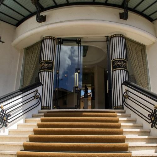 Lord Byron Hotel Rome