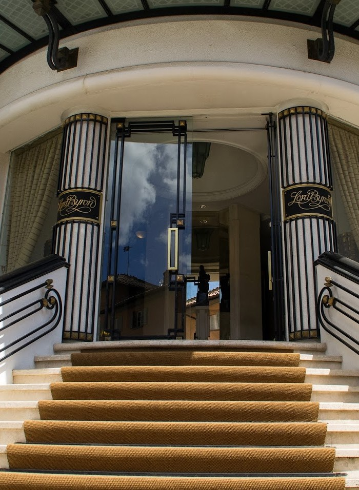 An Elegant Stay at Hotel Lord Byron, Rome