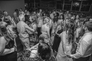 Dancefloor at wedding