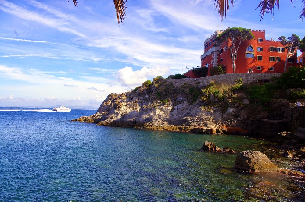 Mezzatorre Resort & Spa on Ischia Italy