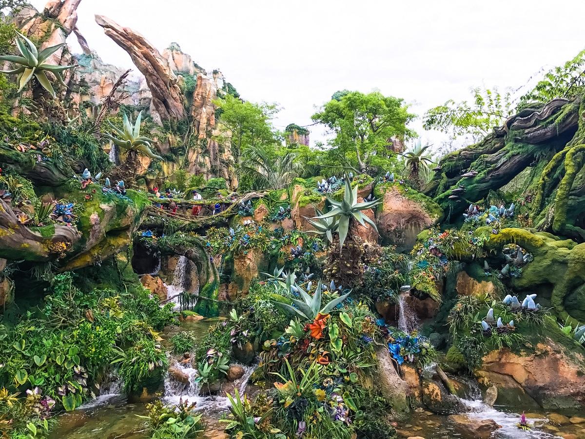 Disney Avatar Park