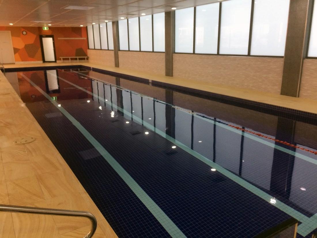 Meriton Church Street Parramatta Indoor Pool