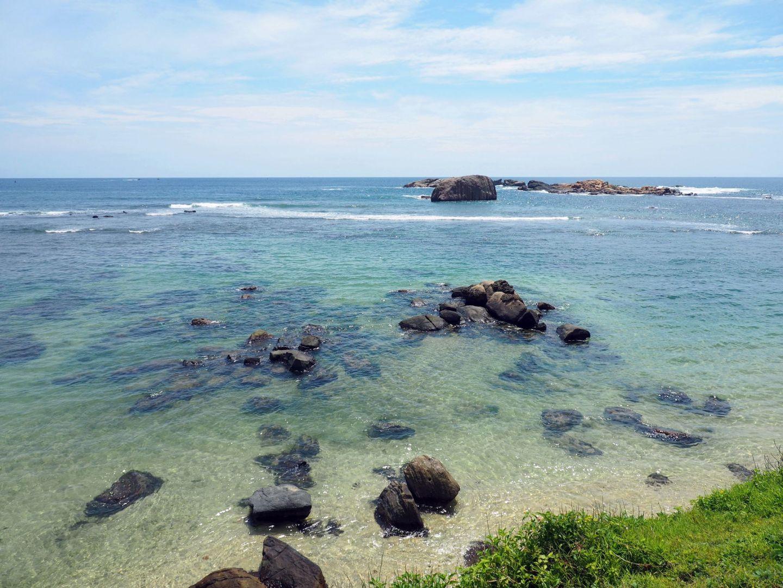 Beautiful water Galle Sri Lanka