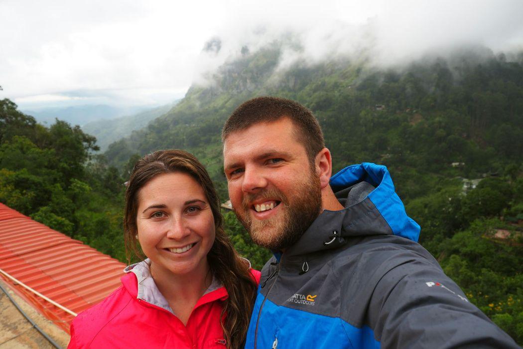 Honeymooning in Ella Sri Lanka