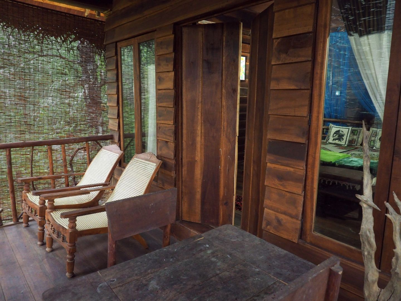 Ella Eco Lodge Balcony