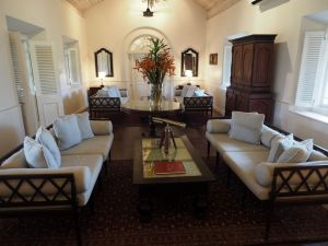 Shared living area Galle Fort Hotel